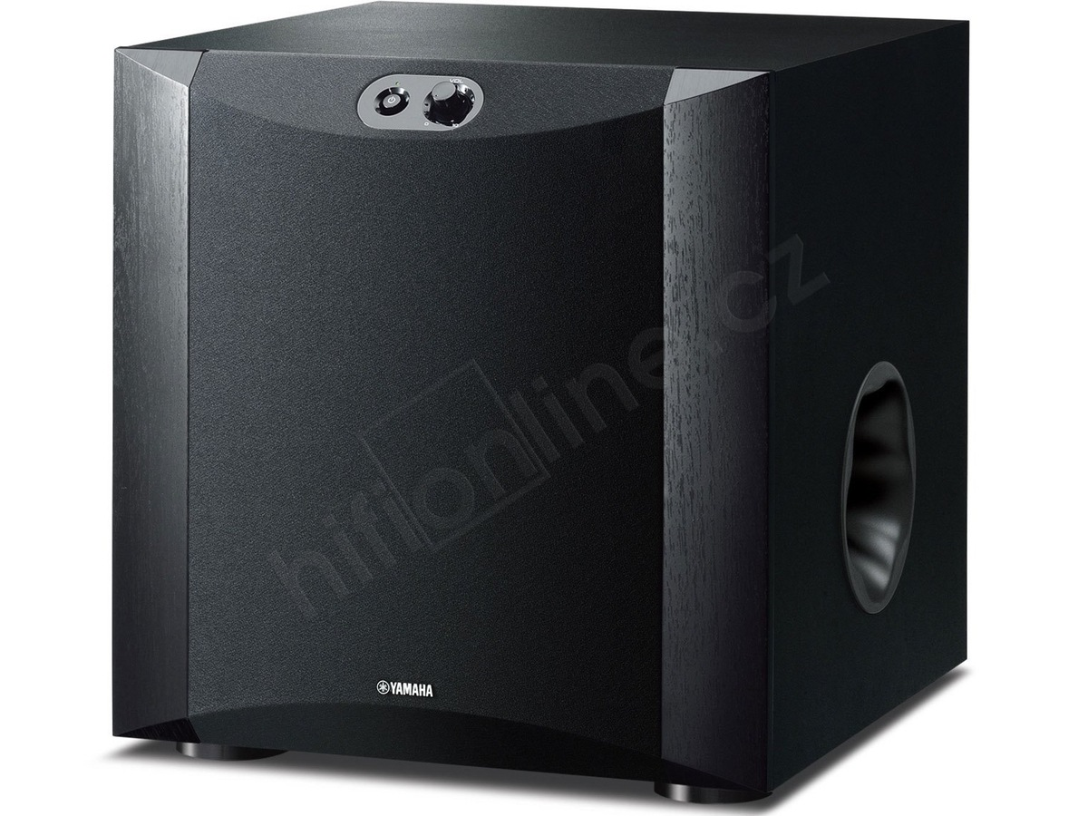 yamaha ns sw300 matn proveden aktivn subwoofer s. Black Bedroom Furniture Sets. Home Design Ideas