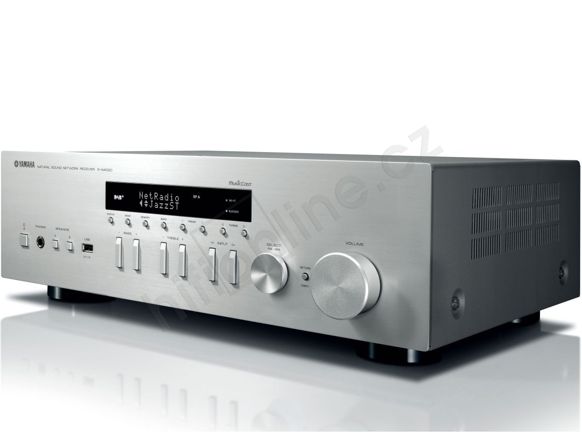 yamaha r n402d stereofonn s ov receiver s airplay. Black Bedroom Furniture Sets. Home Design Ideas