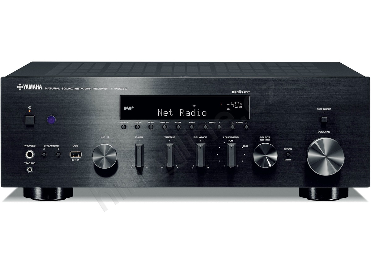 yamaha r n803d stereofonn s ov receiver s airplay. Black Bedroom Furniture Sets. Home Design Ideas