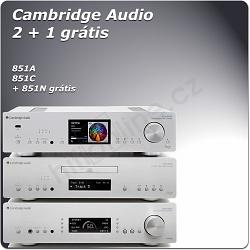 CAMBRIDGE AUDIO SET 851