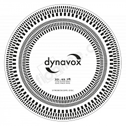 DYNAVOX - NASTAVOVACÍ ŠABLONA