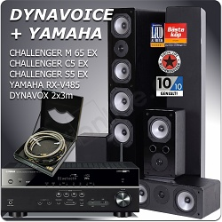 DK 5.0 DYNAVOICE CHALLENGER + YAMAHA
