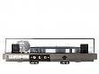 DUAL CS-550 back