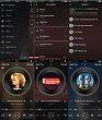 iEAST SoundStream Pro M30 - snímky obrazovky iPhone