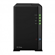 NAS SYNOLOGY DS216 Play - front