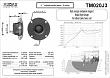 REPRODUKTOR - AUDAX TM020J3 - datasheet