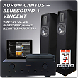 CAMBRIDGE CX + AURUM CANTUS M-103