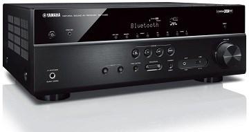 Yamaha RX-V485 podpora 4K a HDR