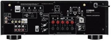 Yamaha RX-V485 rozhraní HDMI